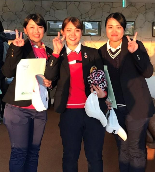 女子ゴルフ プロテストに西郷さんが合格! 卒業生の2人も合格!   麗澤中学・高等学校(千葉県柏市の中高一貫・共学校)